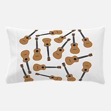Ukuleles Ukes Pillow Case