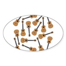 Ukuleles Ukes Decal