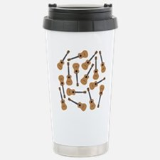 Ukuleles Ukes Travel Mug