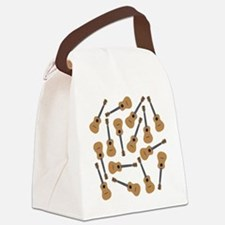 Ukuleles Ukes Canvas Lunch Bag