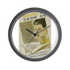 1936 Children's Book Week Wall Clock