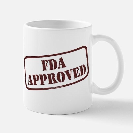 FDA Approved Mug