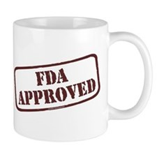 FDA Approved Mug
