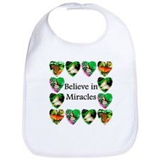 BUTTERFLY MIRACLES Bib