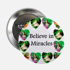 """BUTTERFLY MIRACLES 2.25"""" Button"""
