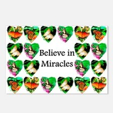 BUTTERFLY MIRACLES Postcards (Package of 8)
