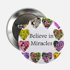"INSPIRING MIRACLES 2.25"" Button"