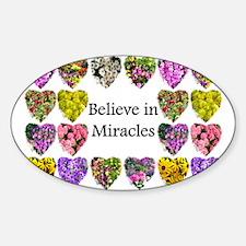 INSPIRING MIRACLES Decal