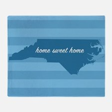 Cute Nc Throw Blanket