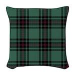 Tartan - Fife dist. Woven Throw Pillow