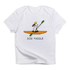 DOG PADDLE Infant T-Shirt