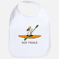DOG PADDLE Bib