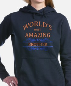 Brother Women's Hooded Sweatshirt