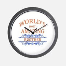 Brother Wall Clock