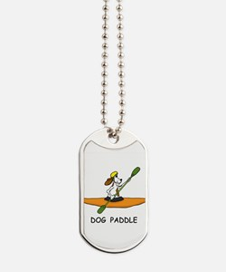 DOG PADDLE Dog Tags