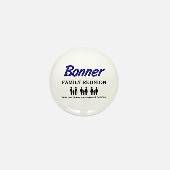 Bonner Family Reunion Mini Button