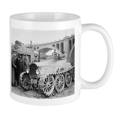 CUSTOM CAR coffee cup