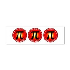 Year of Pi 3/14/15 9:26:53 Car Magnet 10 x 3