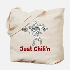 Chili Pepper Tote Bag