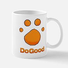 DoGood ORANGE Mugs
