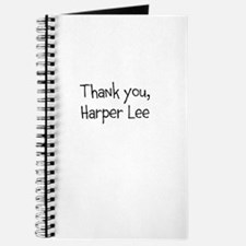 Thank you, Harper Lee Journal