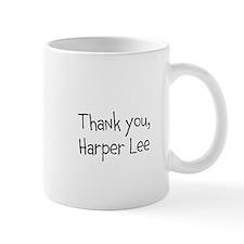 Thank you, Harper Lee Mugs