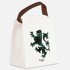Lion - Fife dist. Canvas Lunch Bag