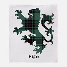 Lion - Fife dist. Throw Blanket