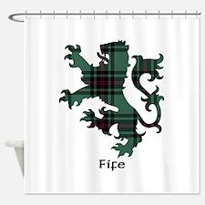 Lion - Fife dist. Shower Curtain