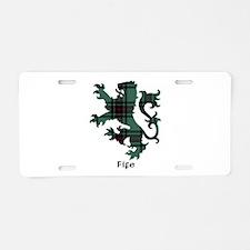 Lion - Fife dist. Aluminum License Plate
