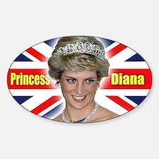 HRH Princess Diana Super! Decal