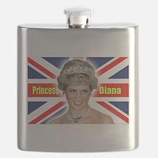 HRH Princess Diana Super! Flask