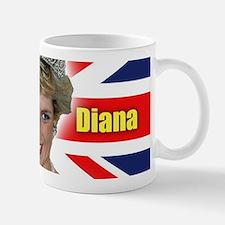 HRH Princess Diana Super! Mugs