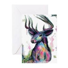 Stagalicilious Greeting Cards