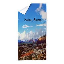 Sedona Arizona Beach Towel