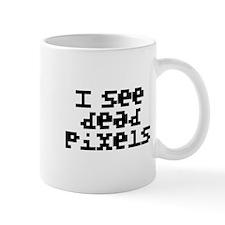 I see dead pixels Mug
