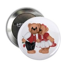 "BEARS IN LOVE 2.25"" Button (10 pack)"