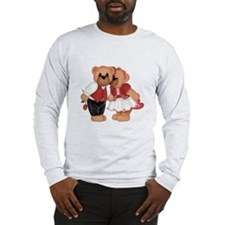 BEARS IN LOVE Long Sleeve T-Shirt