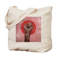 Black Herstory Tote Bag