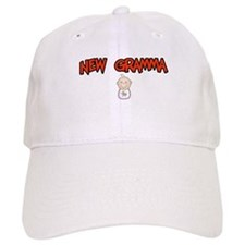 Funny Proud new grammy Baseball Cap