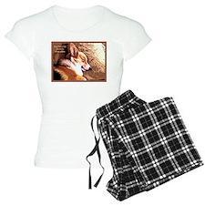 Cute Sleeping dog Pajamas