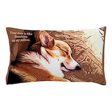 Unique Corgi dogs Pillow Case