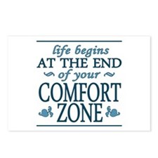 Comfort Zone Postcards (Package of 8)