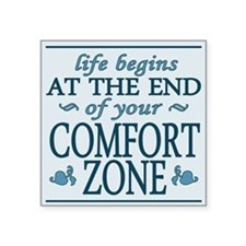 Comfort Zone Sticker