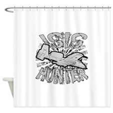 Cute Strike Shower Curtain