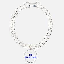 Marlins-Fre blue Bracelet