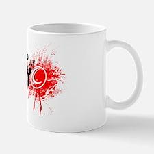 Give Blood Play Rugby Mug