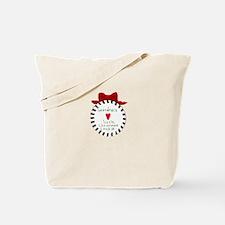 Grandma's Christmas Cookie Tote Bag