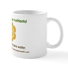 Peecycle Your Nutrients! Mug