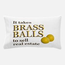 Brass Balls Pillow Case